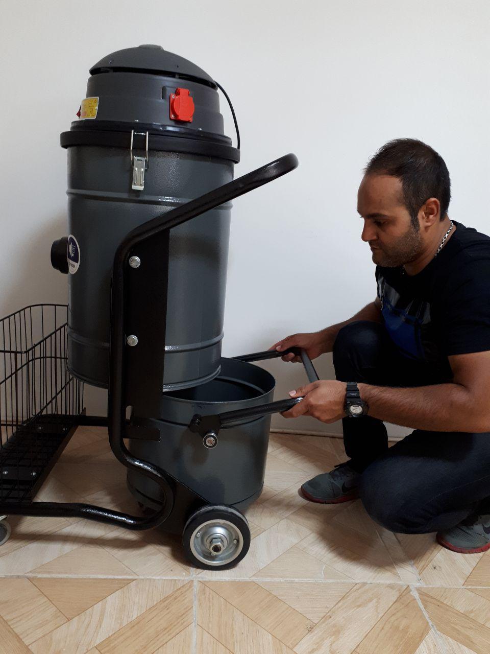 کاربرد دستگاه جاروبرقی آب و خاک