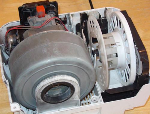 Repair-vacuum-cleaner-motor - تعمیر موتور جاروبرقی