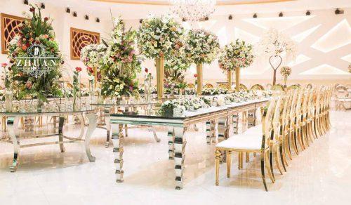 خدمات تشریفات مجالس عروسی در تهران