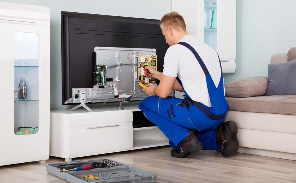 تعمیرکار تلویزیون درمحل