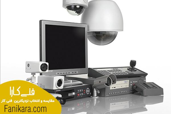 نصب و فروش دوربین مدار بسته در اصفهان