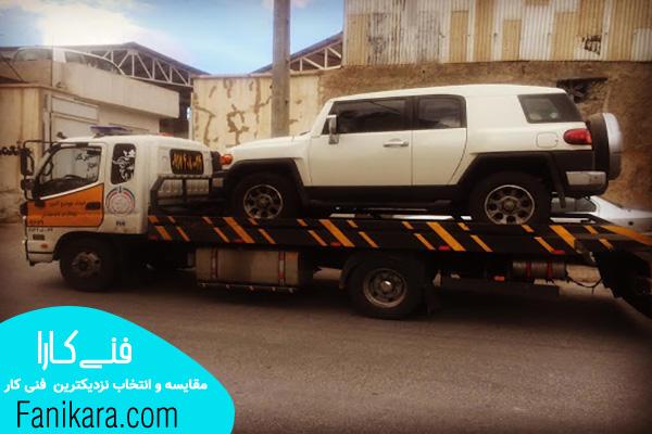 حمل خودرو بین شهری