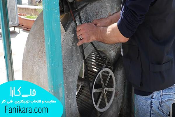 تعمیر کولر خانگی در مشهد